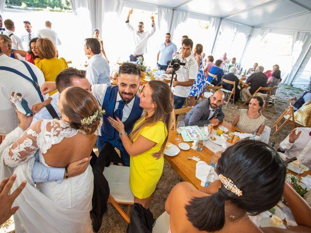La boda de Miguel y Ivon en Allariz, Orense 325