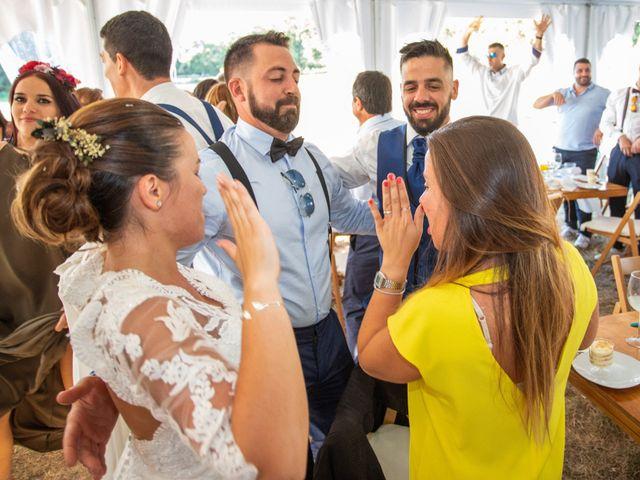 La boda de Miguel y Ivon en Allariz, Orense 326