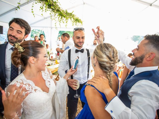 La boda de Miguel y Ivon en Allariz, Orense 328
