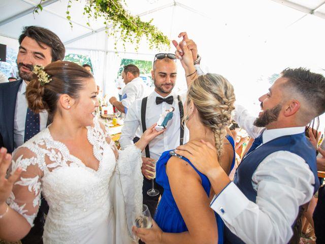 La boda de Miguel y Ivon en Allariz, Orense 329