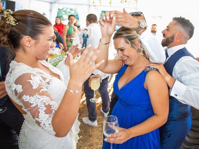 La boda de Miguel y Ivon en Allariz, Orense 330