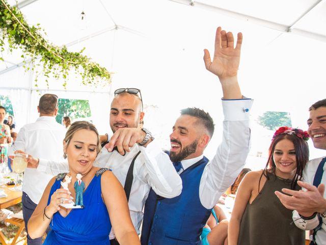 La boda de Miguel y Ivon en Allariz, Orense 331