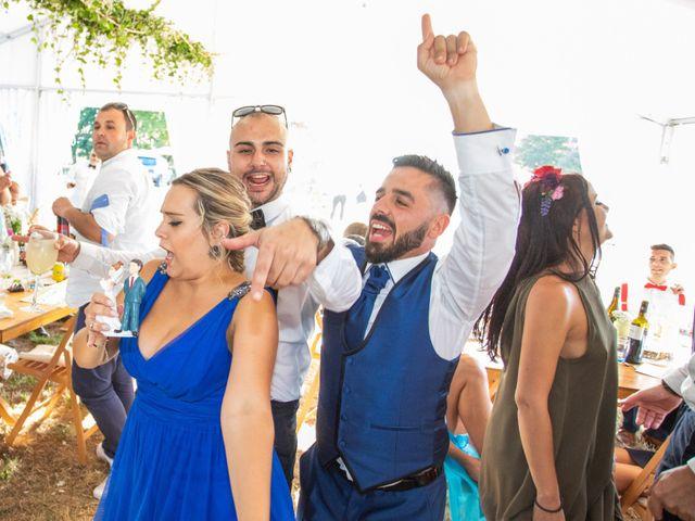 La boda de Miguel y Ivon en Allariz, Orense 332
