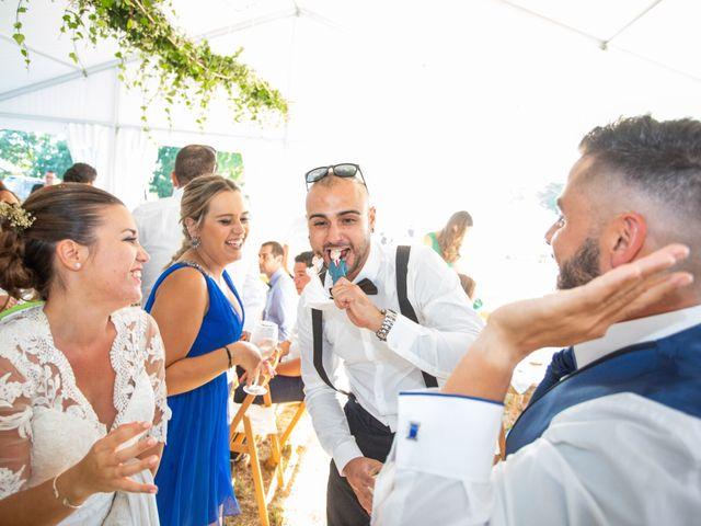 La boda de Miguel y Ivon en Allariz, Orense 333