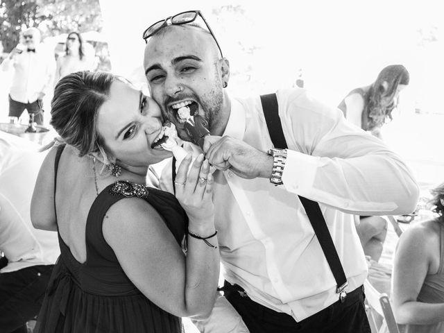 La boda de Miguel y Ivon en Allariz, Orense 334