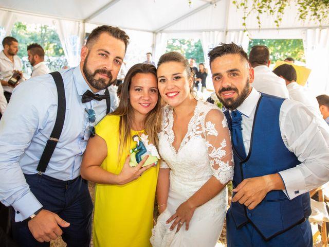 La boda de Miguel y Ivon en Allariz, Orense 337