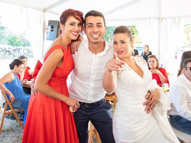 La boda de Miguel y Ivon en Allariz, Orense 340