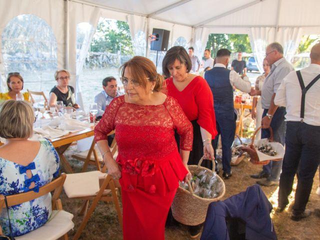 La boda de Miguel y Ivon en Allariz, Orense 342