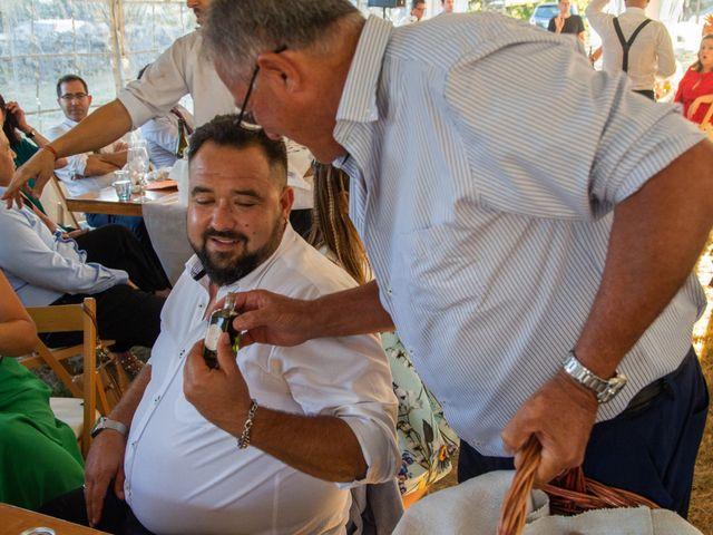 La boda de Miguel y Ivon en Allariz, Orense 346