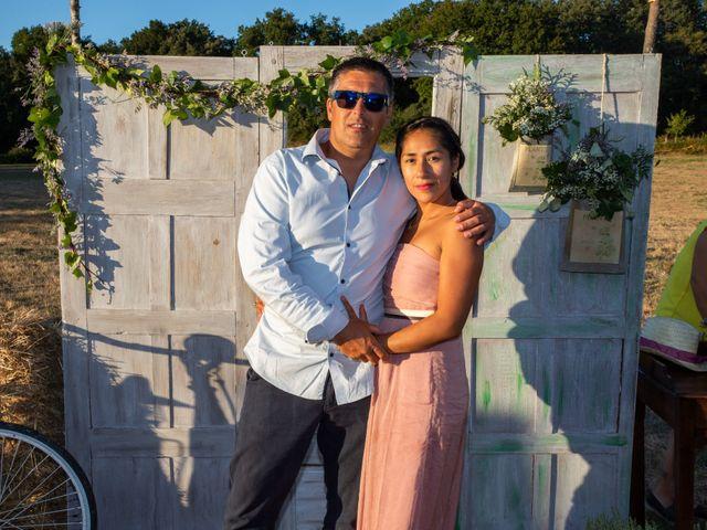 La boda de Miguel y Ivon en Allariz, Orense 351