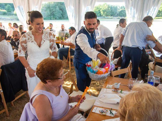 La boda de Miguel y Ivon en Allariz, Orense 358