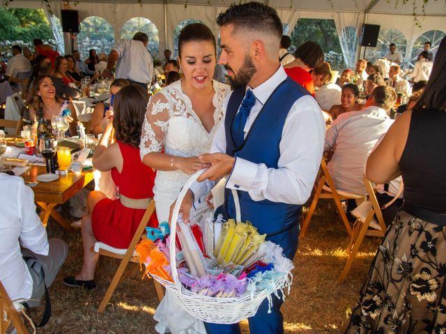La boda de Miguel y Ivon en Allariz, Orense 368