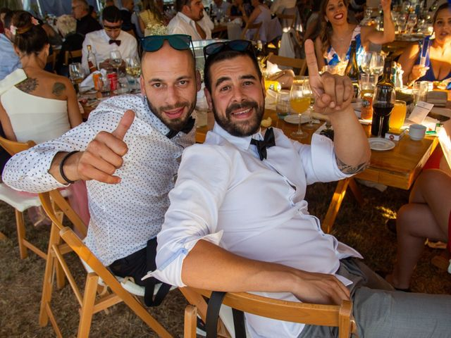 La boda de Miguel y Ivon en Allariz, Orense 370
