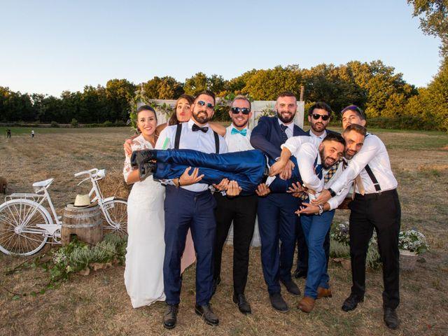La boda de Miguel y Ivon en Allariz, Orense 381