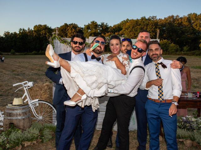 La boda de Miguel y Ivon en Allariz, Orense 382