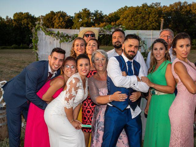 La boda de Miguel y Ivon en Allariz, Orense 384