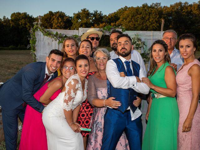 La boda de Miguel y Ivon en Allariz, Orense 385