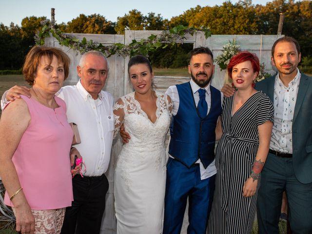 La boda de Miguel y Ivon en Allariz, Orense 386