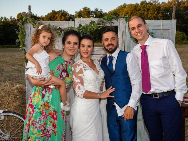 La boda de Miguel y Ivon en Allariz, Orense 387