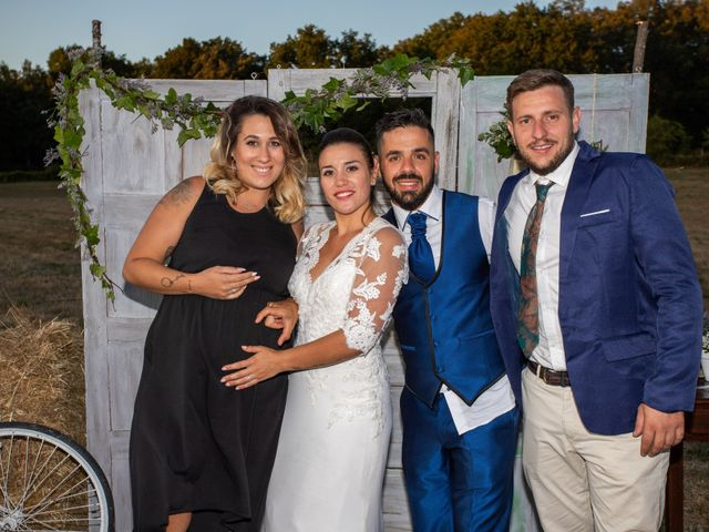 La boda de Miguel y Ivon en Allariz, Orense 388