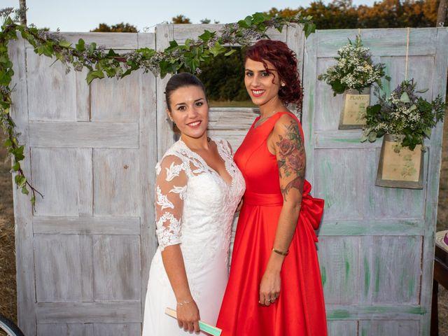 La boda de Miguel y Ivon en Allariz, Orense 395