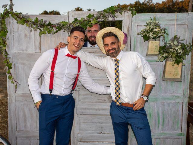 La boda de Miguel y Ivon en Allariz, Orense 396
