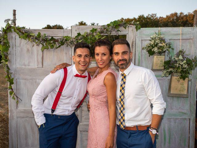 La boda de Miguel y Ivon en Allariz, Orense 397