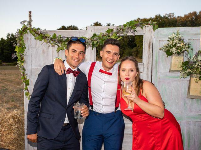 La boda de Miguel y Ivon en Allariz, Orense 398