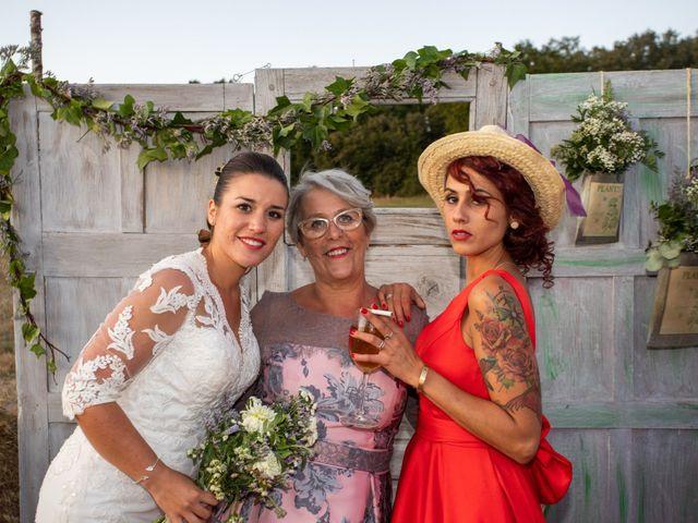 La boda de Miguel y Ivon en Allariz, Orense 403