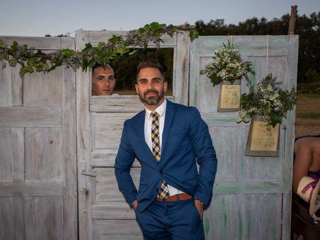 La boda de Miguel y Ivon en Allariz, Orense 404