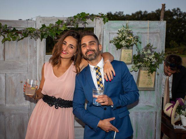 La boda de Miguel y Ivon en Allariz, Orense 406