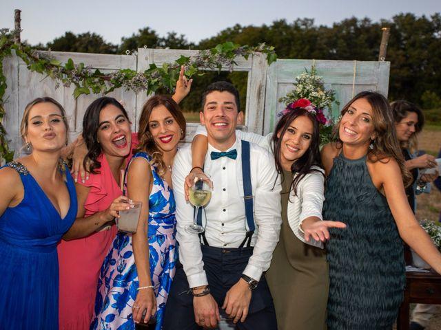 La boda de Miguel y Ivon en Allariz, Orense 410