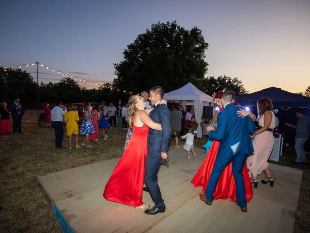 La boda de Miguel y Ivon en Allariz, Orense 411