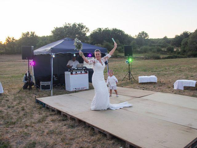 La boda de Miguel y Ivon en Allariz, Orense 412