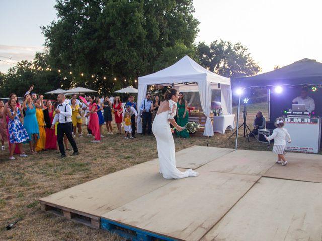 La boda de Miguel y Ivon en Allariz, Orense 413