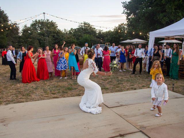 La boda de Miguel y Ivon en Allariz, Orense 415