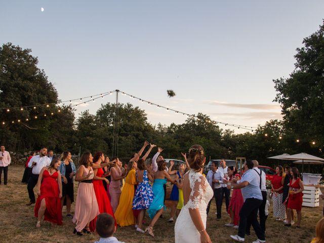 La boda de Miguel y Ivon en Allariz, Orense 420