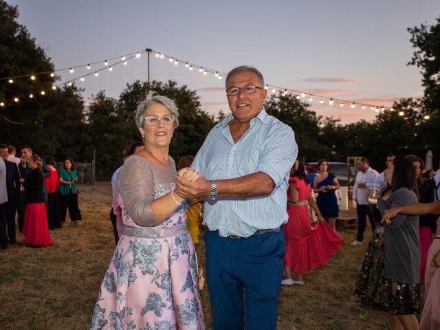 La boda de Miguel y Ivon en Allariz, Orense 421