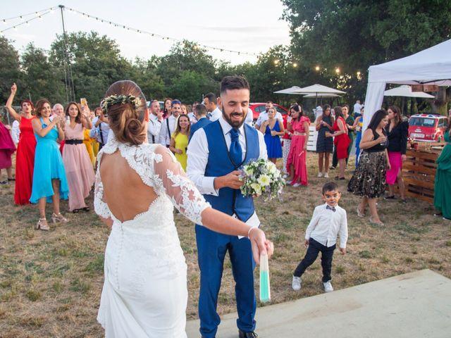 La boda de Miguel y Ivon en Allariz, Orense 424