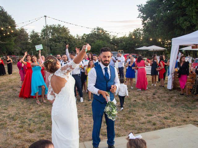 La boda de Miguel y Ivon en Allariz, Orense 425