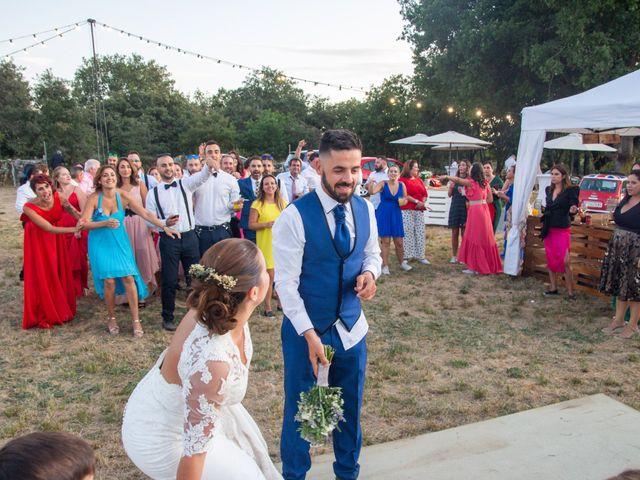 La boda de Miguel y Ivon en Allariz, Orense 426