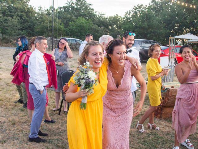 La boda de Miguel y Ivon en Allariz, Orense 429