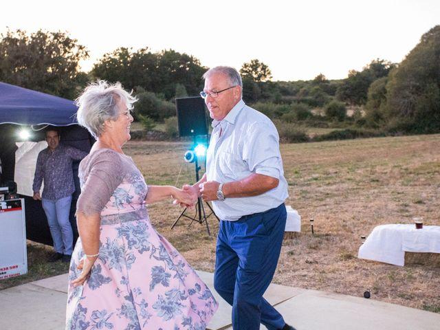 La boda de Miguel y Ivon en Allariz, Orense 434