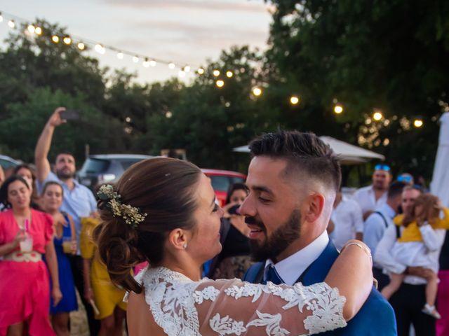 La boda de Miguel y Ivon en Allariz, Orense 437