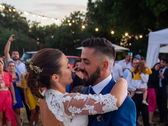 La boda de Miguel y Ivon en Allariz, Orense 438