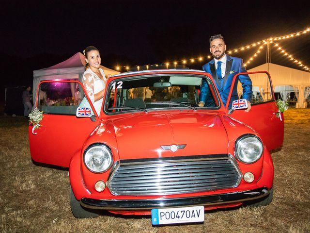 La boda de Miguel y Ivon en Allariz, Orense 440