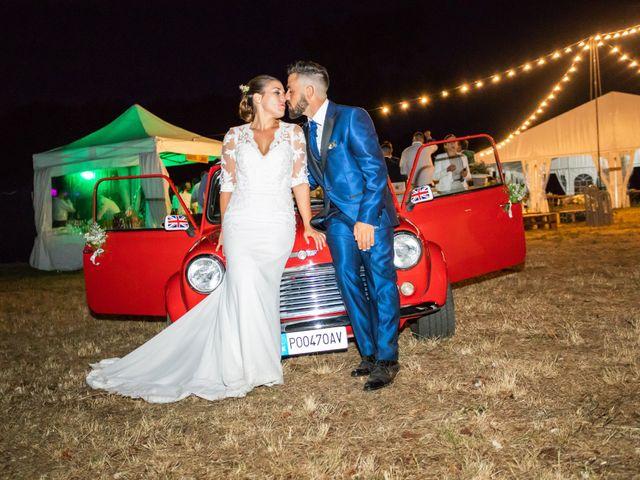 La boda de Miguel y Ivon en Allariz, Orense 443