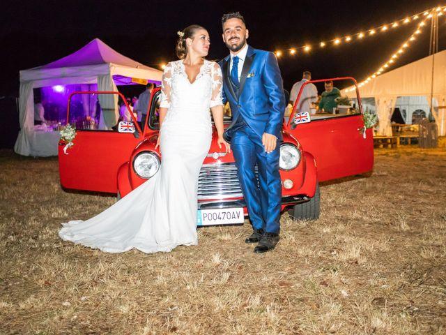 La boda de Miguel y Ivon en Allariz, Orense 444