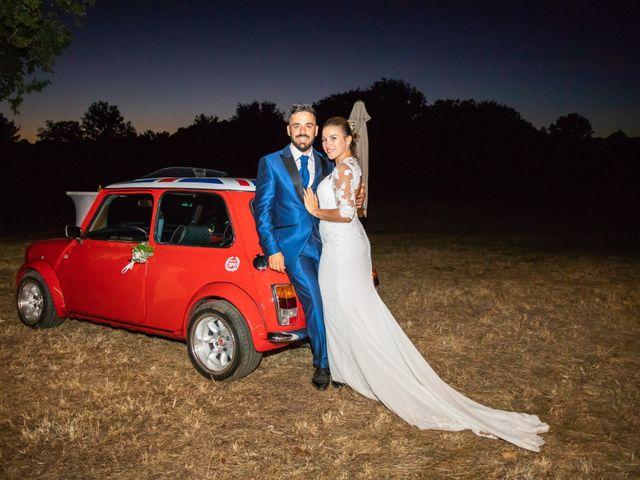 La boda de Miguel y Ivon en Allariz, Orense 445