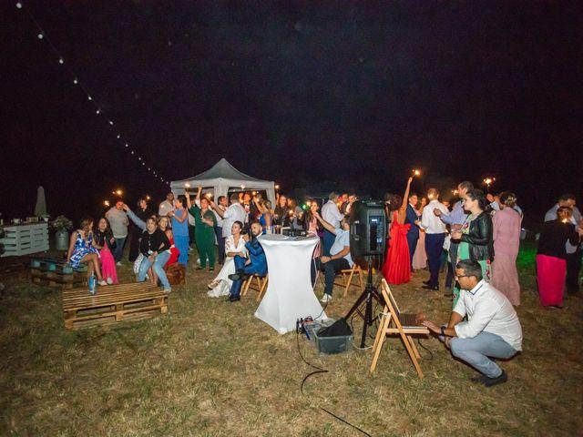 La boda de Miguel y Ivon en Allariz, Orense 446